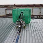 スレート屋根の施工例|活用事例 耐衝撃、超高速硬、防水、耐薬品、ポリウレアコーティング材の株式会社アーマード・プロダクツ