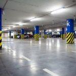 駐車場_床面|耐衝撃、超高速硬、防水、耐薬品、ポリウレアコーティング材の株式会社アーマード・プロダクツ