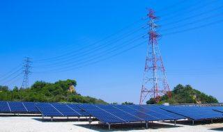 ソーラーパネル支柱|耐衝撃、超高速硬、防水、耐薬品、ポリウレアコーティング材の株式会社アーマード・プロダクツ