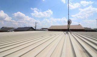 屋根 スレート屋根の補修工事。|お見積りはアーマードプロダクツ